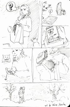 Комикс-напоминалка