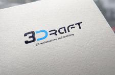 Логотип для 3Draft (Австралия)