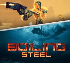 """Разработка игры """"Boiling Steel"""" на UE4"""