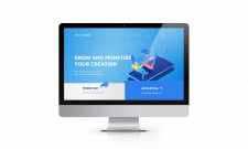 Адаптивний сайт цифрового маркетингового агентства