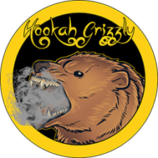 Hookah Grizzly Logo