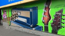 Дизайн зовнішнього вигляду магазину
