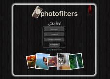 Веб-приложение (Photofilters)