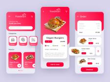 Foodmart - food delivery app