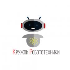 Логотип кружка робототехники