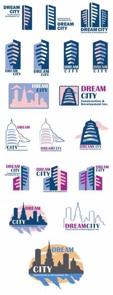 Розробка логотипу для будівельної компанії