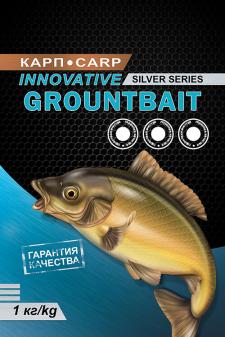 Упаковка корм для рыбы