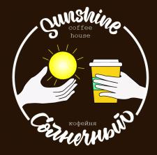 Лого для кофейни в СПб