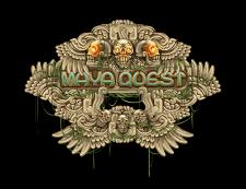 Логотип Майя