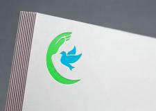 Логотип Африканской организации за мир