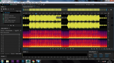 Монтаж аудио. Спектр