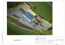 Проект реконструкции промышленного здания