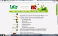 Сайт компании «Апифитофарм»