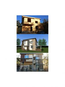 Дизайн фасада (от идеи до реализации)