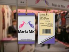 Этикетка Mar-ta Mix [2]