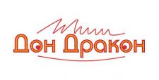 Логотип сайта кафе Дон Дракон