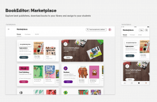 BookEditor: Marketplace