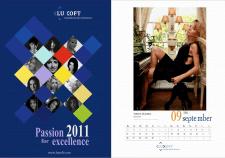 Прорисовка календаря