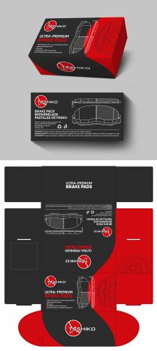 Дизайн упаковки TASHIKO