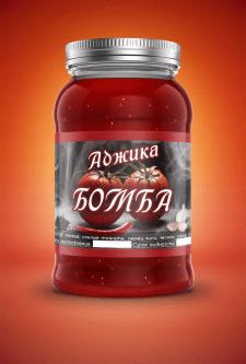 Аджика БОМБА