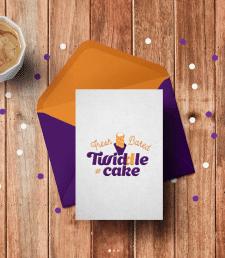 Молодежный логотип для булочной