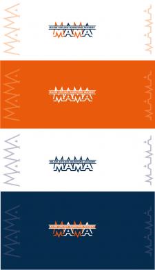лого+ фирмстиль для МАМА ( онлайн образование )