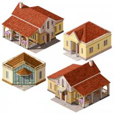 Игровые элементы Дома 1