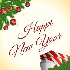 Маленький экспромт к Новому году!