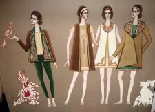 Колекція одягу за мотивами книги