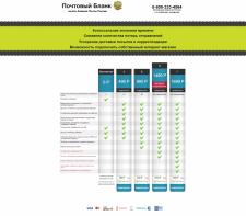 PBRF страница тарифов