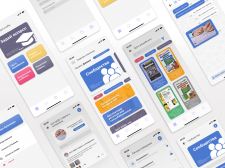 Дизайн образовательного мобильного приложения