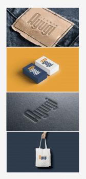 Ребрендинг логотипа ТМ Ayugi