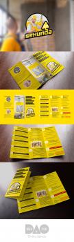 Буклет для учебного центра строительно-отделочных