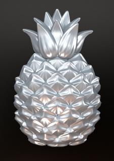 3D рельеф для ЧПУ АНАНАС (форма под мыла)