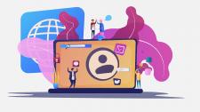 Web-illustration