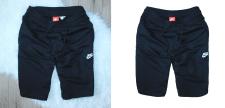 Обтравка одежды