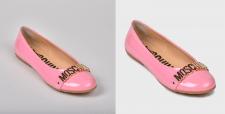 Предметная бработка фото обуви