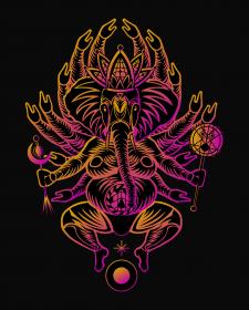 Ganesha.Lamp