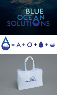Логотип для компании экологических товаров