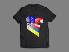 T-Shirt Glass F