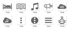 iPhone_App_Nav_bar icons