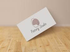Логотип для гончарной студии