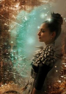 портрет у окна
