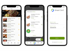 Smart Svit mobile app