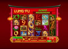 """Слот-автомат - """"Lung fu"""""""