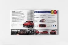 Брошура Презентация авто JAC S3