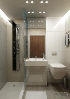 Ванная комната, 3.76м.кв (№1)