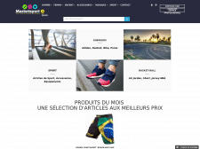MarketSport, Prestashop