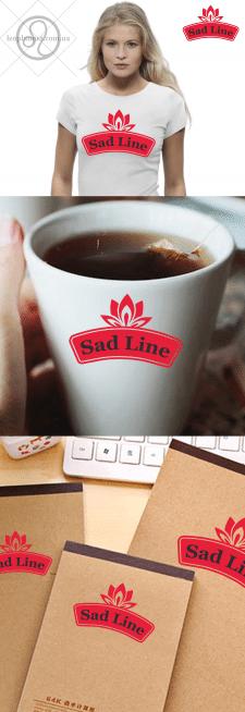 "Разработка логотипа  ""Sad Line"""