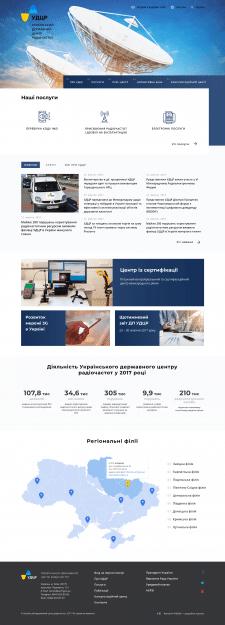 UX + UI + верстка сайта